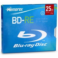 BD RE 25GB MEMOREX disc reinregistrabil - rewritable