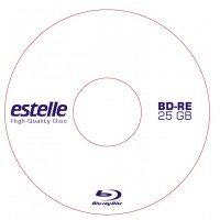 BD R 25GB estelle bulk 10