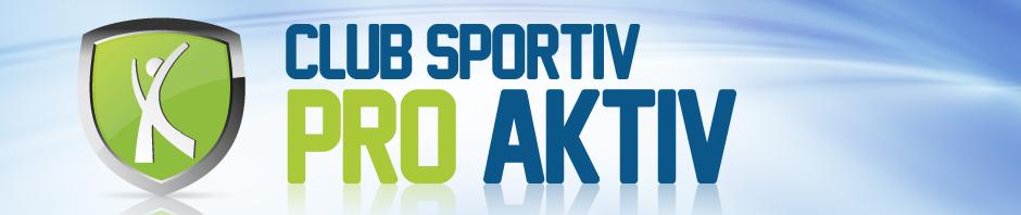 Club Sportiv Pro Aktiv