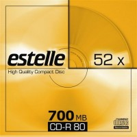 CD R80 estelle carcasa slim