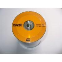 CD R80 estelle 100 bulk