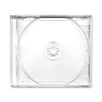 Carcasa CD slim 5.2mm transparenta