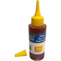 Cerneala compatibila Epson galbena (yellow) sticla 100ml, tip DYE