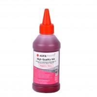 Cerneala de Sublimare magenta / rosie Agfa Photo in flacon de 100ml