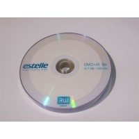DVD+R 4.7GB estelle bulk10