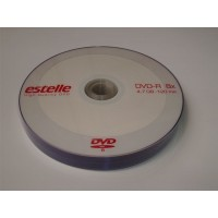 DVD-R 4.7GB estelle bulk10