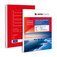 Hartie foto lucioasa AGFA format A4 135g/mp - pachet 50 coli