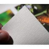 Canvas A4 mat inkjet printabil, din polyester, greutate 230g/mp - pachet 10 coli