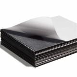 Folie magnetica format 10x15 cu o fata autoadeziva grosime 0.5 mm - promo minim 1000 coli
