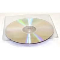 Plicuri transparente pentru 1 CD