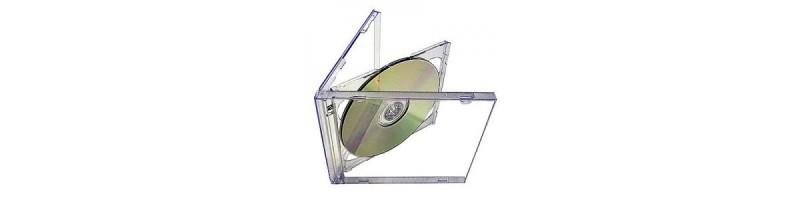 Carcase CD, DVD, bluray BD