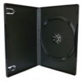 Carcasa DVD neagra 14mm