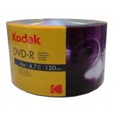 DVD-R Kodak capacitate 4.7 GB bulk Value Pack 50 discuri