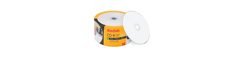 Discuri blank CD, DVD, BD-R inkjet printabile
