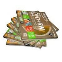 mini DVD+RW 1.4GB 8cm  MEMOREX cu carcasa